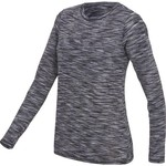 BCG™ Women's Training Long Sleeve Space Dyed Tech T-shirt