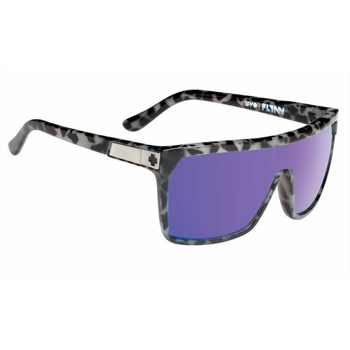 SPY Optic Adults' Flynn Spotted Tortoiseshell Happy Sunglasses
