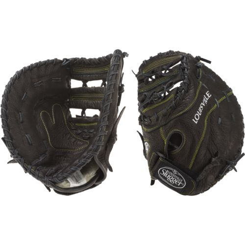 "Display product reviews for Louisville Slugger Women's Zephyr 13"" Fast-Pitch First Base Mitt Left-handed"