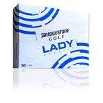 Bridgestone Golf Lady Precept Golf Balls 12-Pack