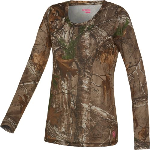 Game Winner® Women's Eagle Pass Realtree Xtra® Long Sleeve Shirt