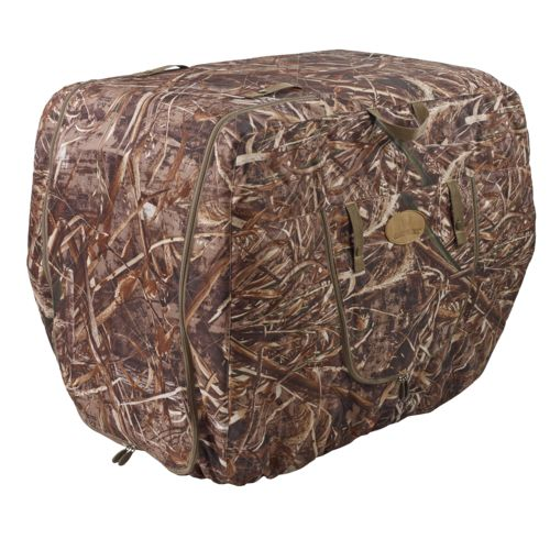 Game Winner® Insulated Camo Kennel Cover