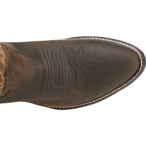 Justin Men's Bay Apache Western Boots - view number 4