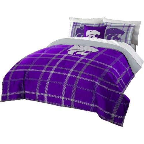 The Northwest Company Kansas State University Full Comforter and Sham Set - view number 1