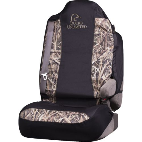 Display product reviews for Ducks Unlimited Mossy Oak Camo Universal Seat Cover