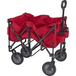 Academy Sports + Outdoors Folding Sport Wagon with Removable Bed - view number 3