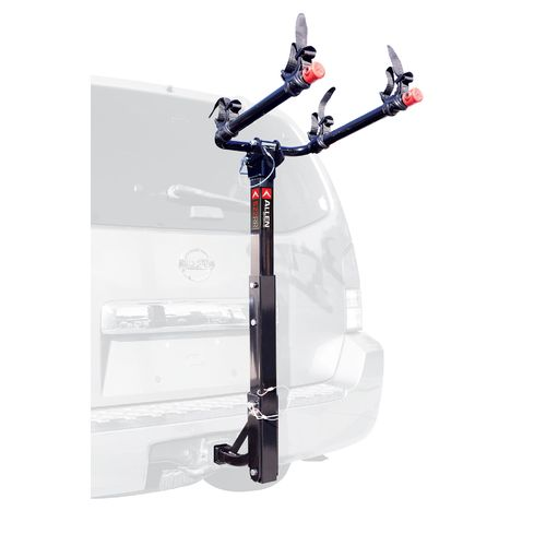 Display product reviews for Allen Sports Deluxe 2-Bike Hitch Rack
