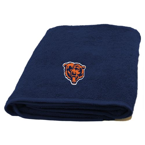 The Northwest Company Chicago Bears Appliqué Bath Towel