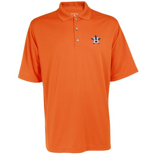 Display product reviews for Antigua Men's Houston Astros Exceed Polo Shirt