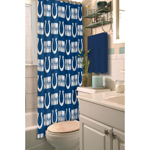 The Northwest Company Indianapolis Colts Shower Curtain