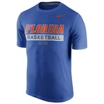 Nike Men's University of Florida Basketball Practice T-shirt