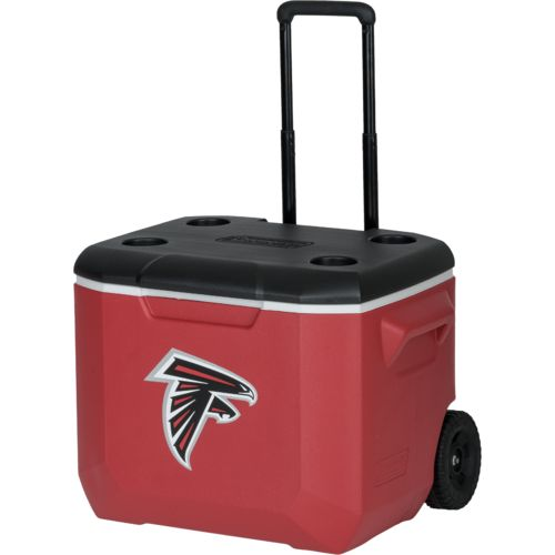 Coleman® Atlanta Falcons 60 qt. Performance Wheeled Cooler