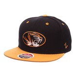 Zephyr Adults' University of Missouri Z11 Core Snapback Hat