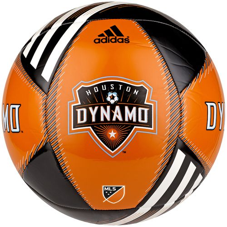 adidas™ Adult Houston Dynamo Size 5 Soccer Ball