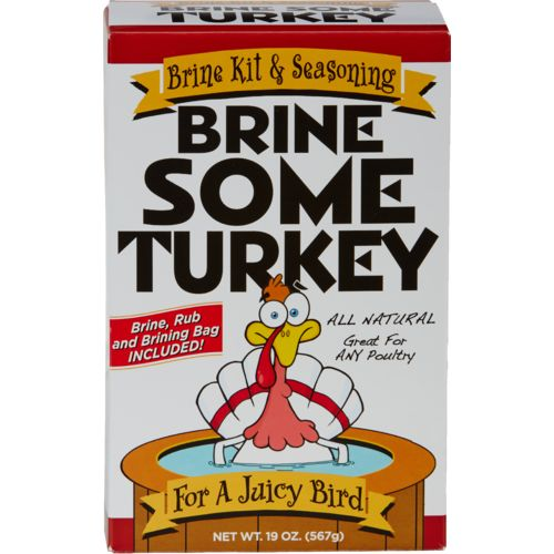 BBQ Spot Brine Some Turkey Brine and Seasoning Kit