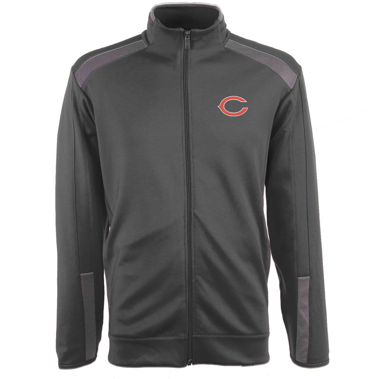 Antigua Men's Chicago Bears Flight Jacket