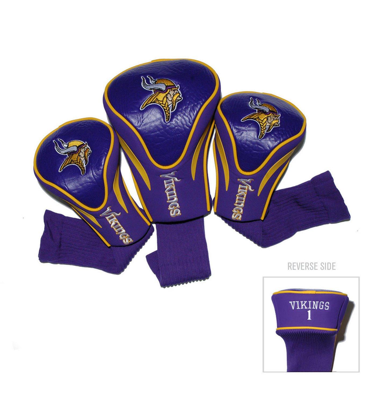 Team Golf Minnesota Vikings Contour Sock Head Covers