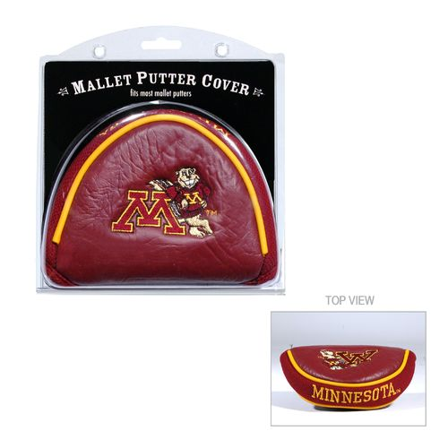 Team Golf University of Minnesota Mallet Putter Cover