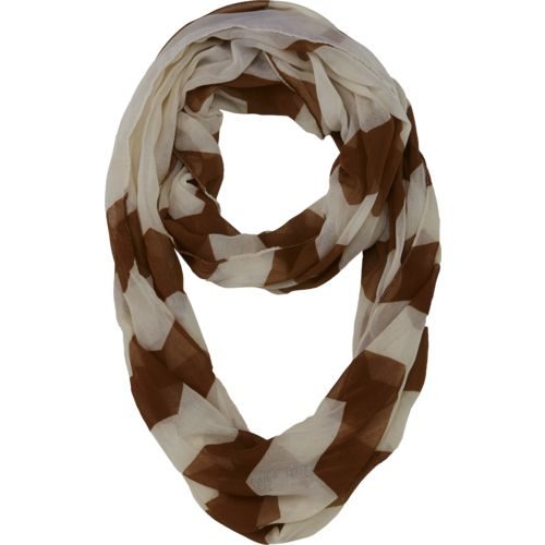 NCAA Women's University of Texas Chevron Infinity Scarf
