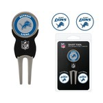 Team Golf Detroit Lions Divot Tool and Ball Marker Set - view number 1