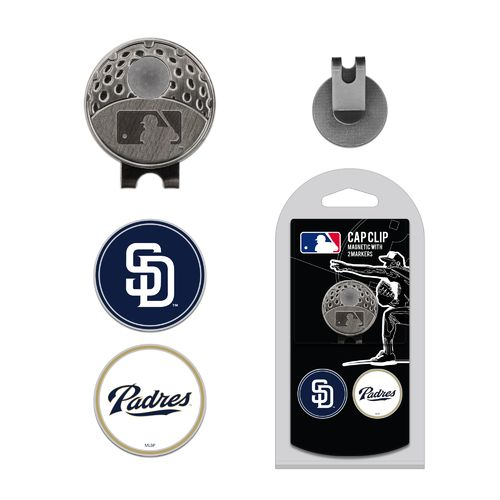 Team Golf San Diego Padres Marker Cap Clip - view number 1