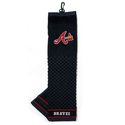 Team Golf Atlanta Braves Embroidered Towel - view number 1