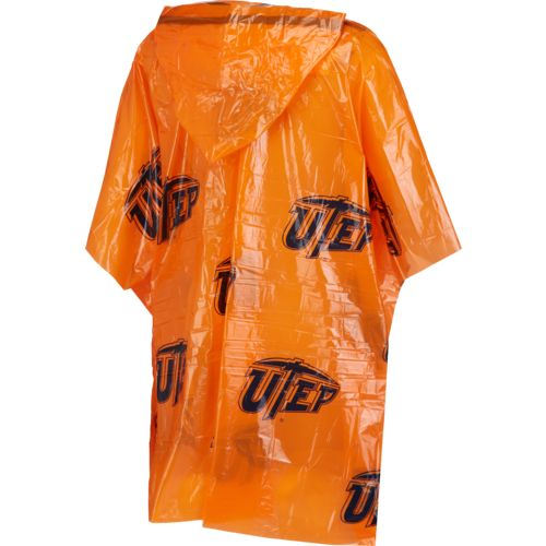 Storm Duds Men's University of Texas at El Paso Lightweight Stadium Rain Poncho - view number 2
