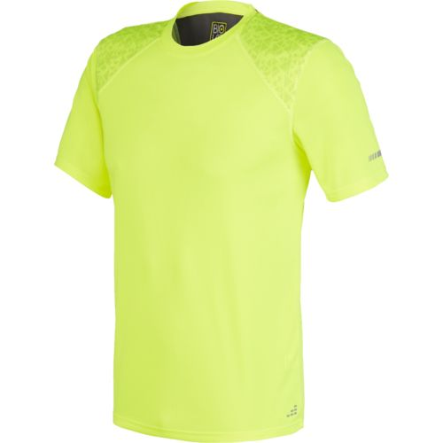 BCG™ Men's Bio Viz Raglan Short Sleeve Running Shirt