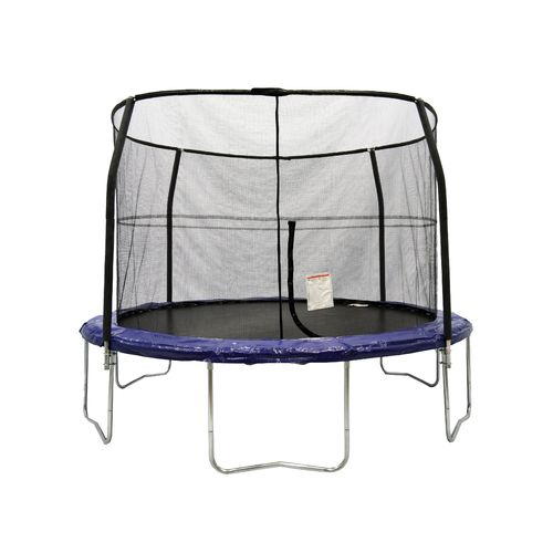 Bazoongi 12' Round Trampoline with Enclosure