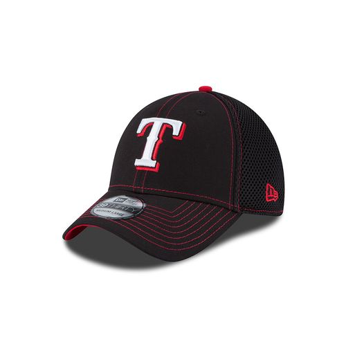 New Era Men's Texas Rangers 39THIRTY Crux Line