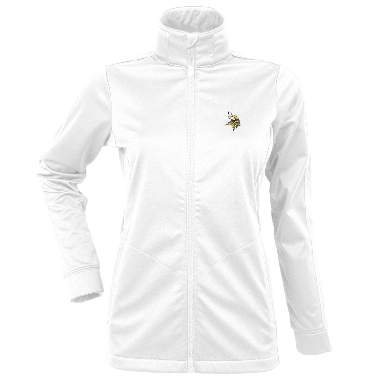 Antigua Women's Minnesota Vikings Golf Jacket