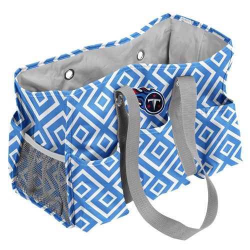 Logo™ Tennessee Titans DD Junior Caddy Tote Bag