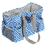 Logo Tennessee Titans DD Junior Caddy Tote Bag