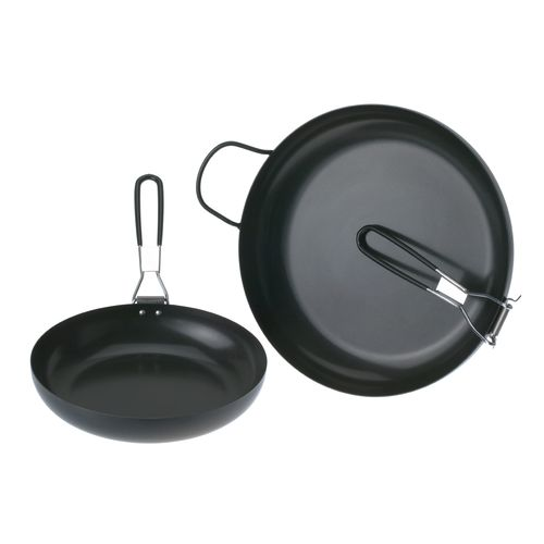 "GSI Outdoors 9"" Steel Frypan"