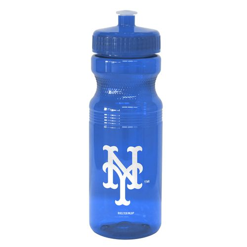 Boelter Brands New York Mets 24 oz. Squeeze Water Bottles 2-Pack