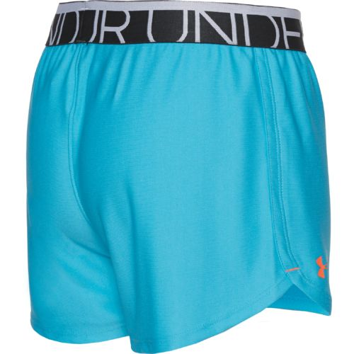 under armour shorts for girls. under armour girls\u0027 play up short - view number 2 shorts for girls