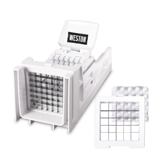 Display product reviews for Weston French Fry Cutter and Vegetable Dicer