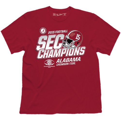 Original retro brand men 39 s university of alabama 2015 for University of alabama football t shirts