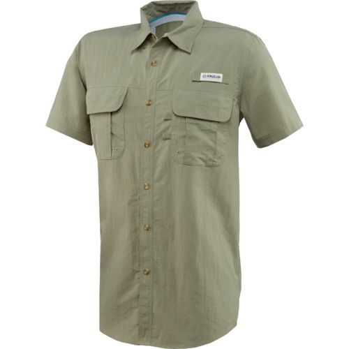 Bright button down shirt academy for Button down fishing shirts