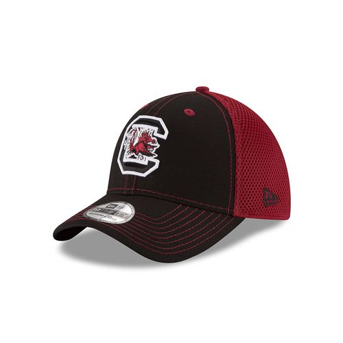 New Era Men's University of South Carolina Neo 39THIRTY Team Color Cap