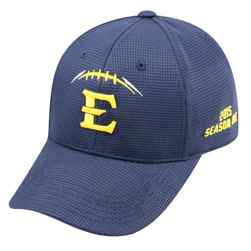 Top of the World Men's East Tennessee State University Booster Plus Cap