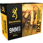 Browning Personal Defense 9mm Caliber 147-Grain Pistol Ammunition - view number 1