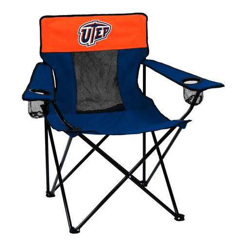 Logo University of Texas at El Paso Elite Chair