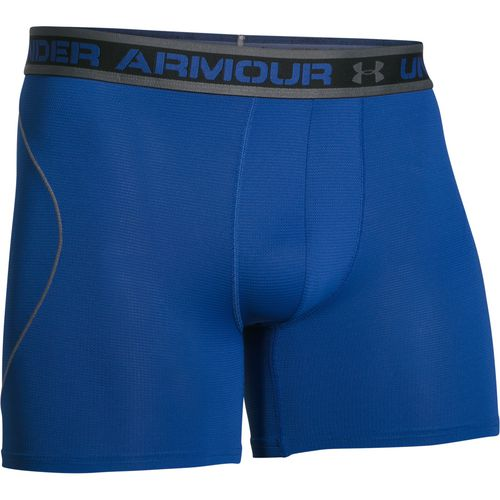 Under Armour Men's Iso-Chill 6 in Boxerjock Underwear