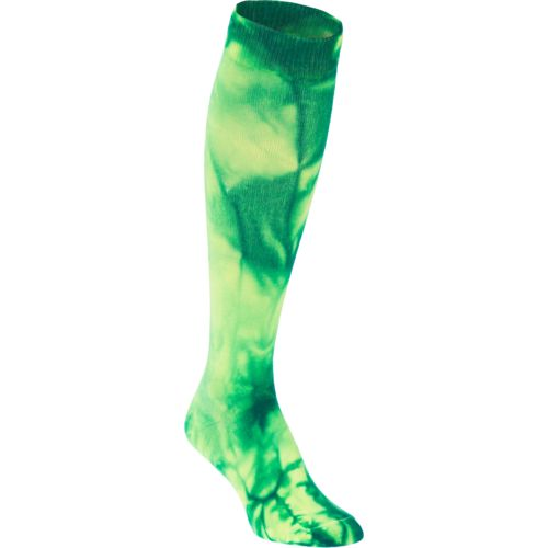 Sof Sole® Allsport Team Knee-High Tie-Dye Socks 2-Pair