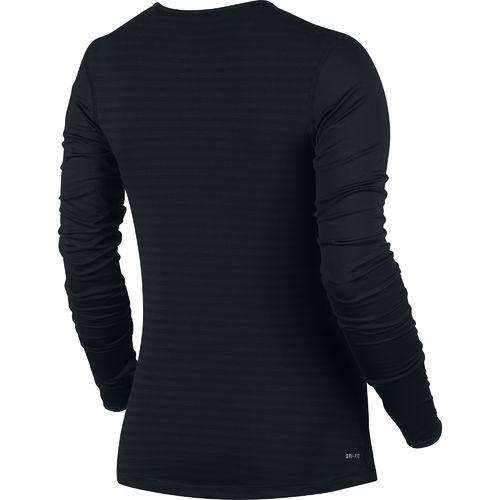 Nike Women's Pro Long Sleeve Top - view number 1