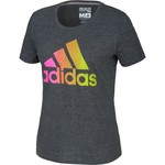 adidas™ Women's Faded Logo Ultimate T-shirt