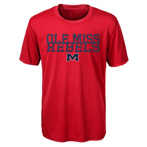 Gen2 Toddlers' University of Mississippi Overlap Poly T-shirt