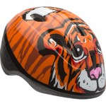 Bell Toddlers' Zoomer™ Tiger Bicycle Helmet - view number 1
