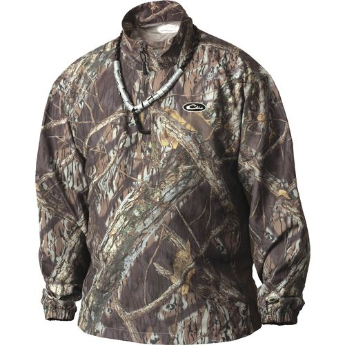 Drake Waterfowl Men's EST Dura-Lite 1/4 Zip Pullover